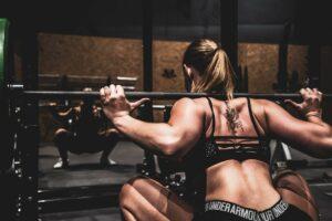 여자 11자 복근 만드는 간단한 운동